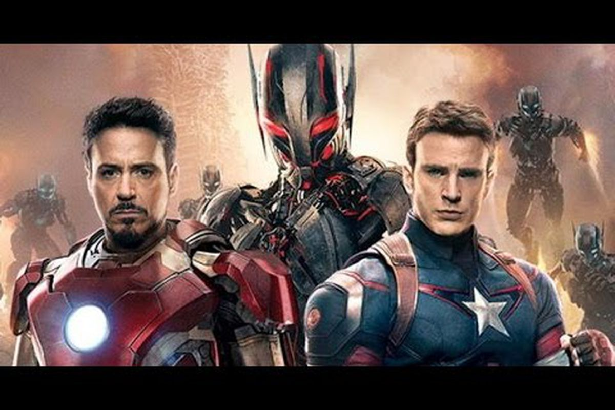 Avengers: Age of Ultron Promotional Image