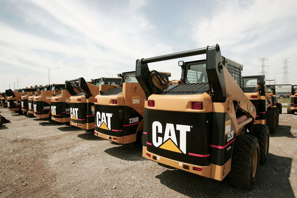In 2017, Caterpillar Inc. announced it would move its global headquarters to Deerfield, IL from downstate Peoria. But Peoria, a union town, still boasts higher-than-average salaries. | Getty Images