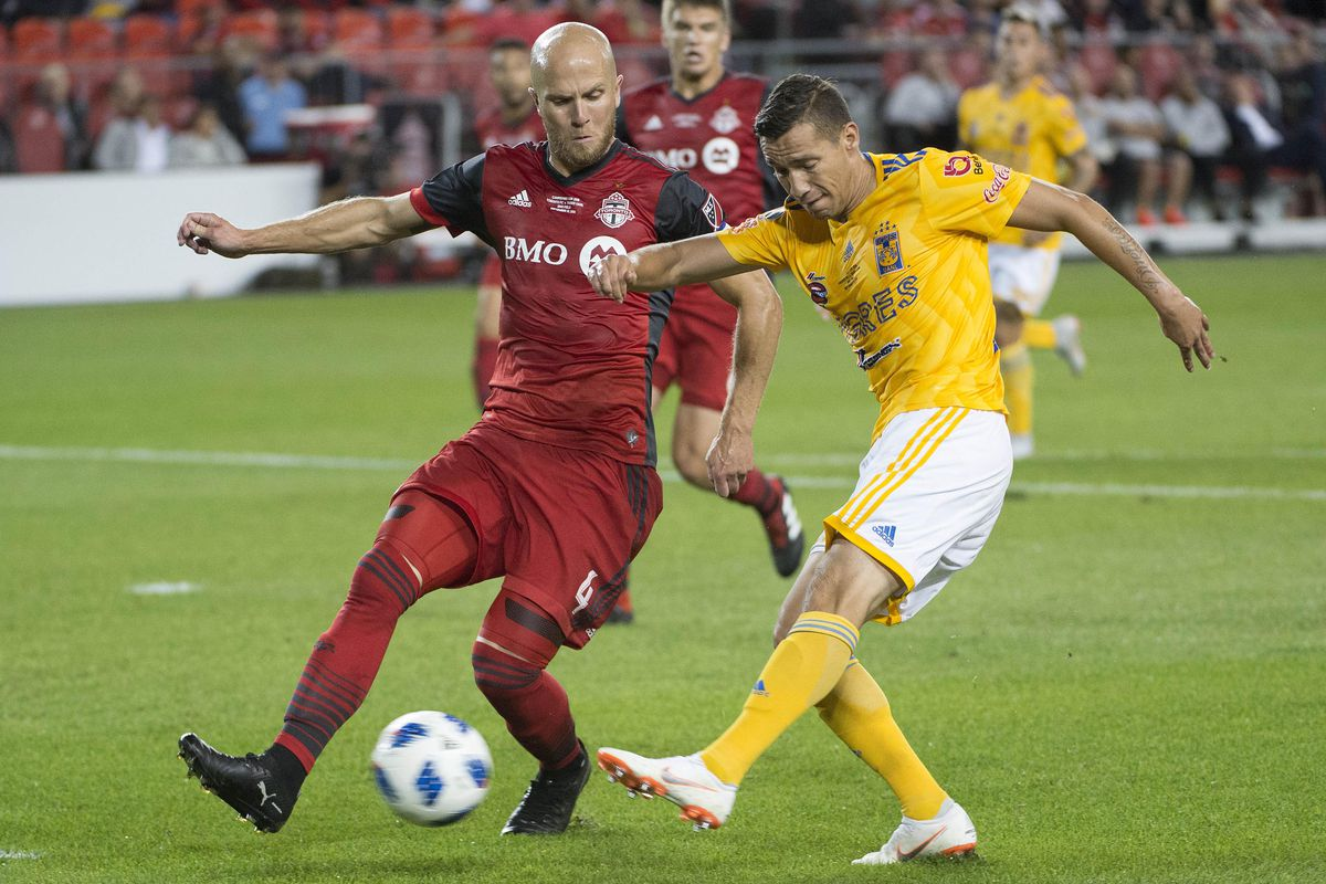 Rate the Reds: Toronto FC 1-3 Tigres