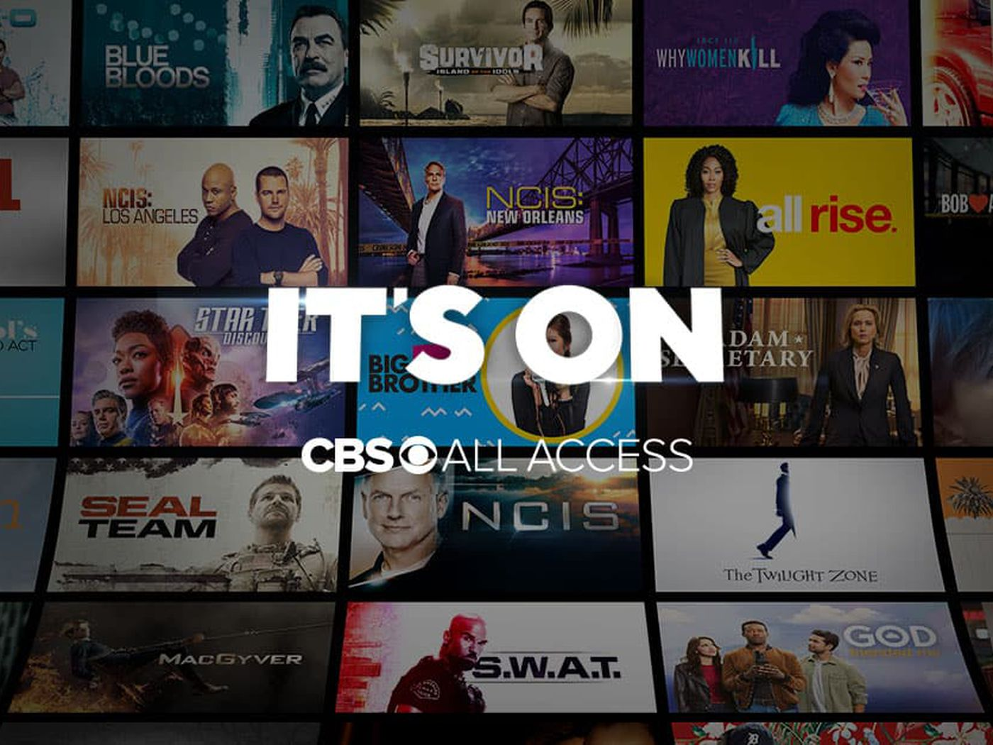 Major Cbs All Access Changes Coming This Summer As Company Speeds Up Relaunch The Verge
