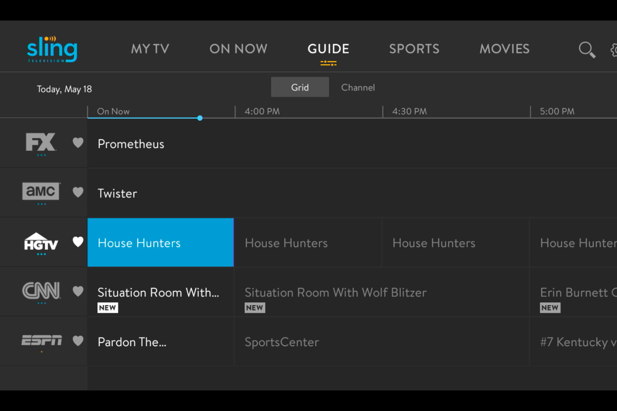 Sling Tv Simplifies Its Confusing Interface With A