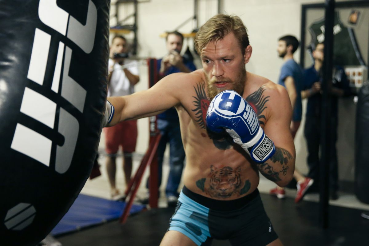 Morning Report Conor Mcgregor Says Cross Style Match
