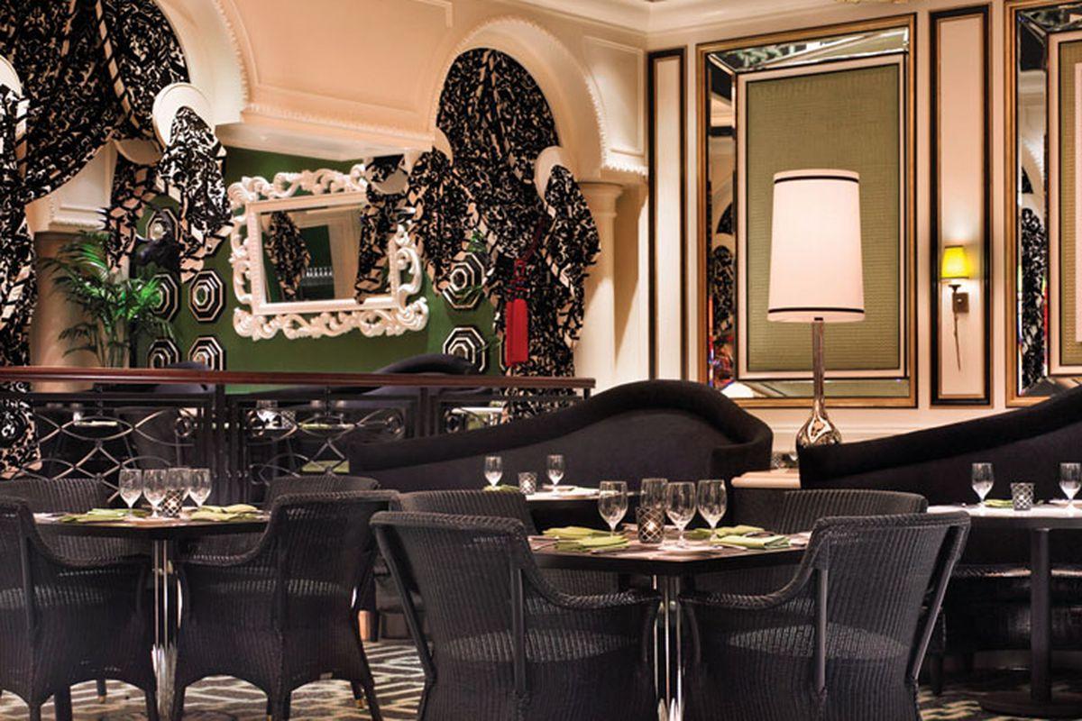 The Domino Room London Menu