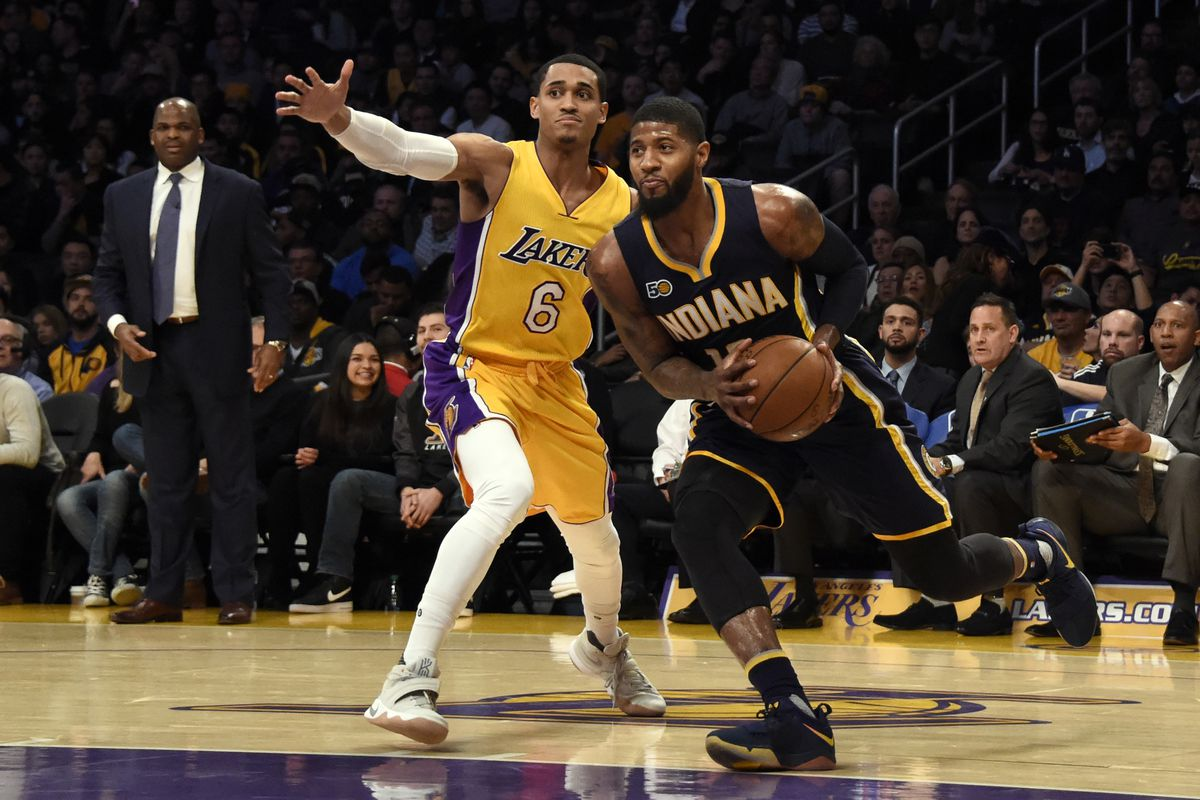 Lakers Trade Rumors: Trade for Paul George 'considered ...