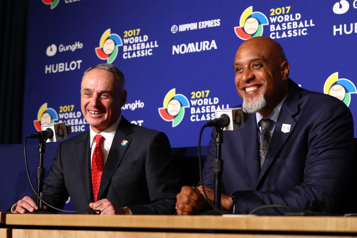 World Baseball Classic - Championship Round - Game 3 - USA v Puerto Rico