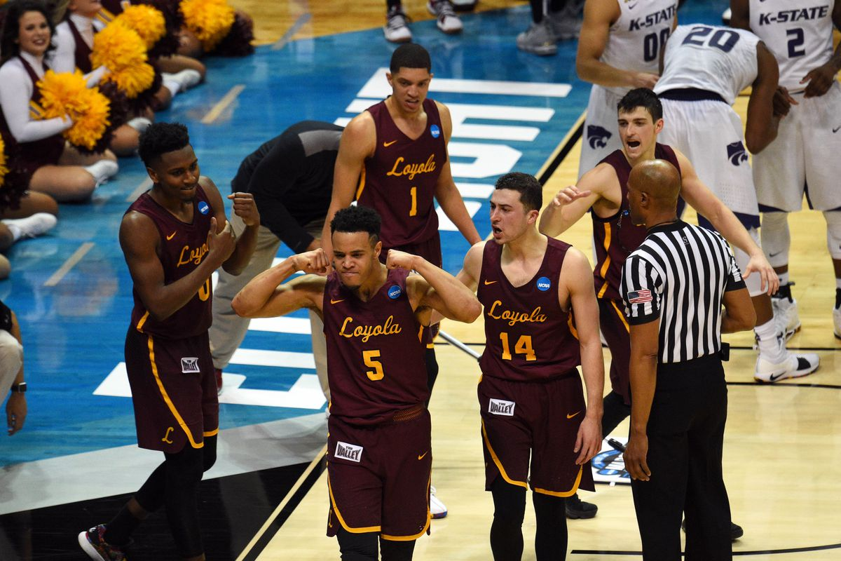 Sister Jean and Loyola-Chicago are one win from the Final Four