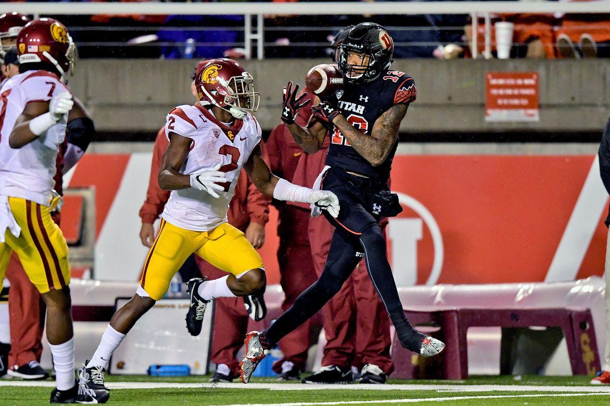 NCAA Football: Southern California at Utah