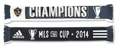 MLS Cup 2014 scarf