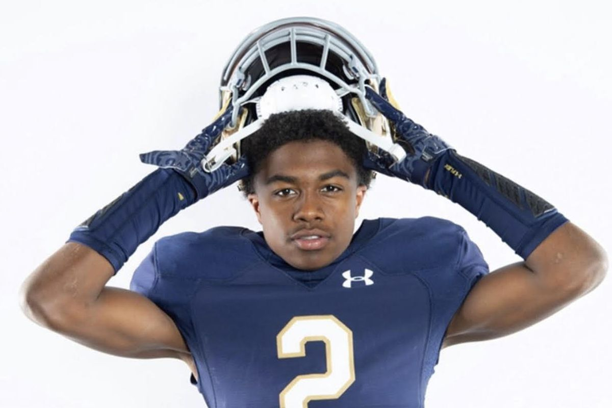 Ceyair Wright notre dame