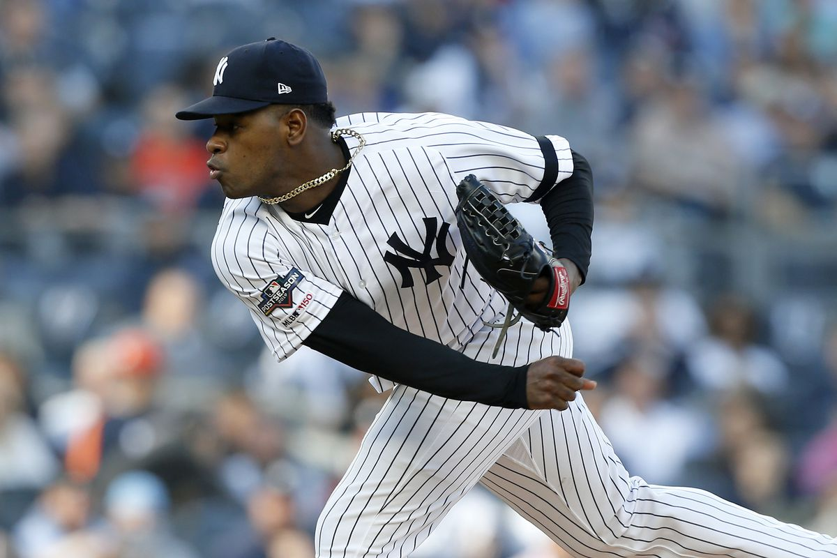 It was a lost season for Luis Severino and the Yankees