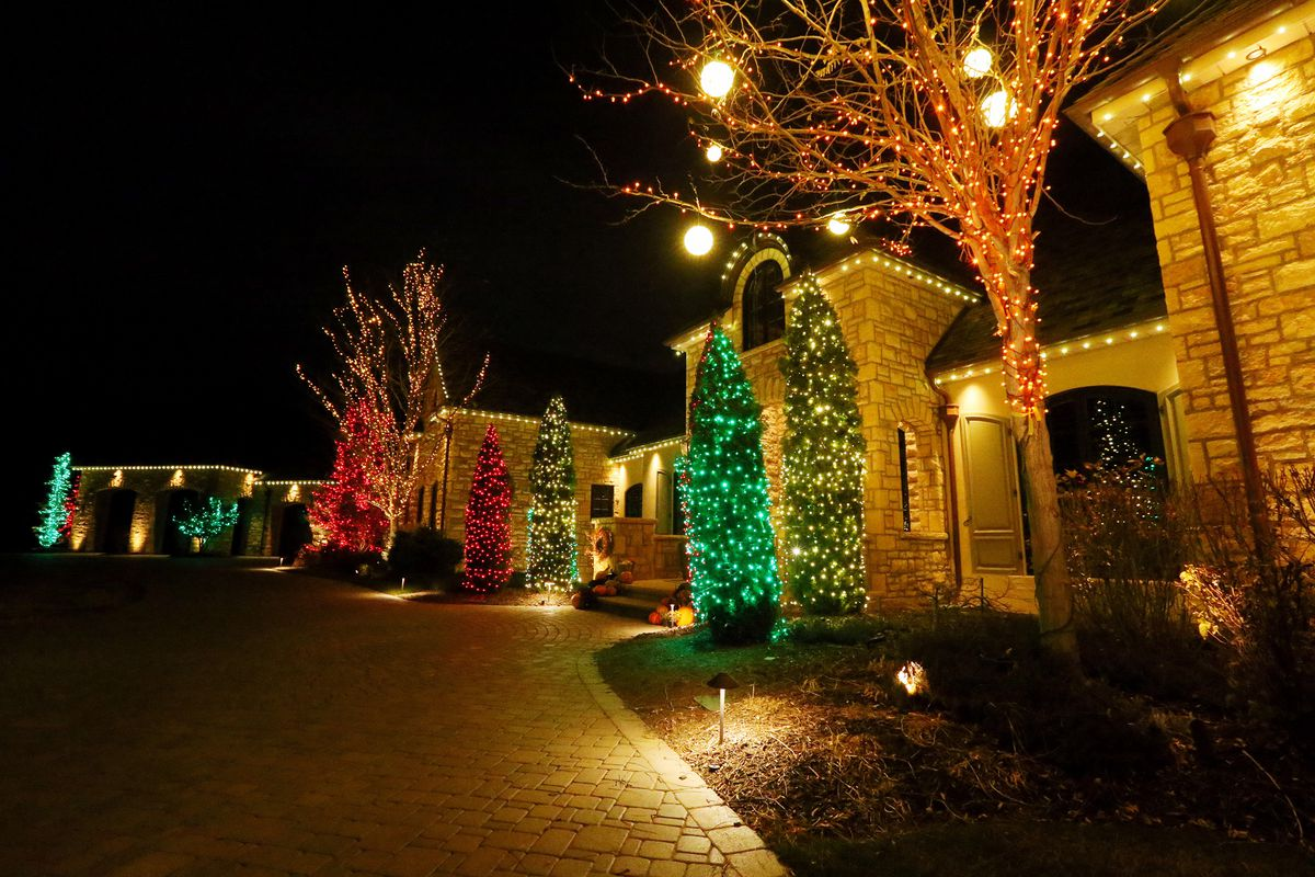 Professional Christmas Light Installation In Maple Grove