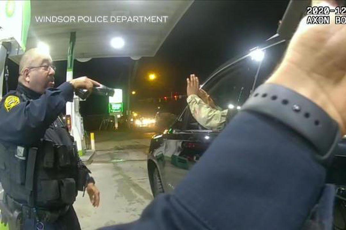 Lt. Caron Nazario, Windsor police