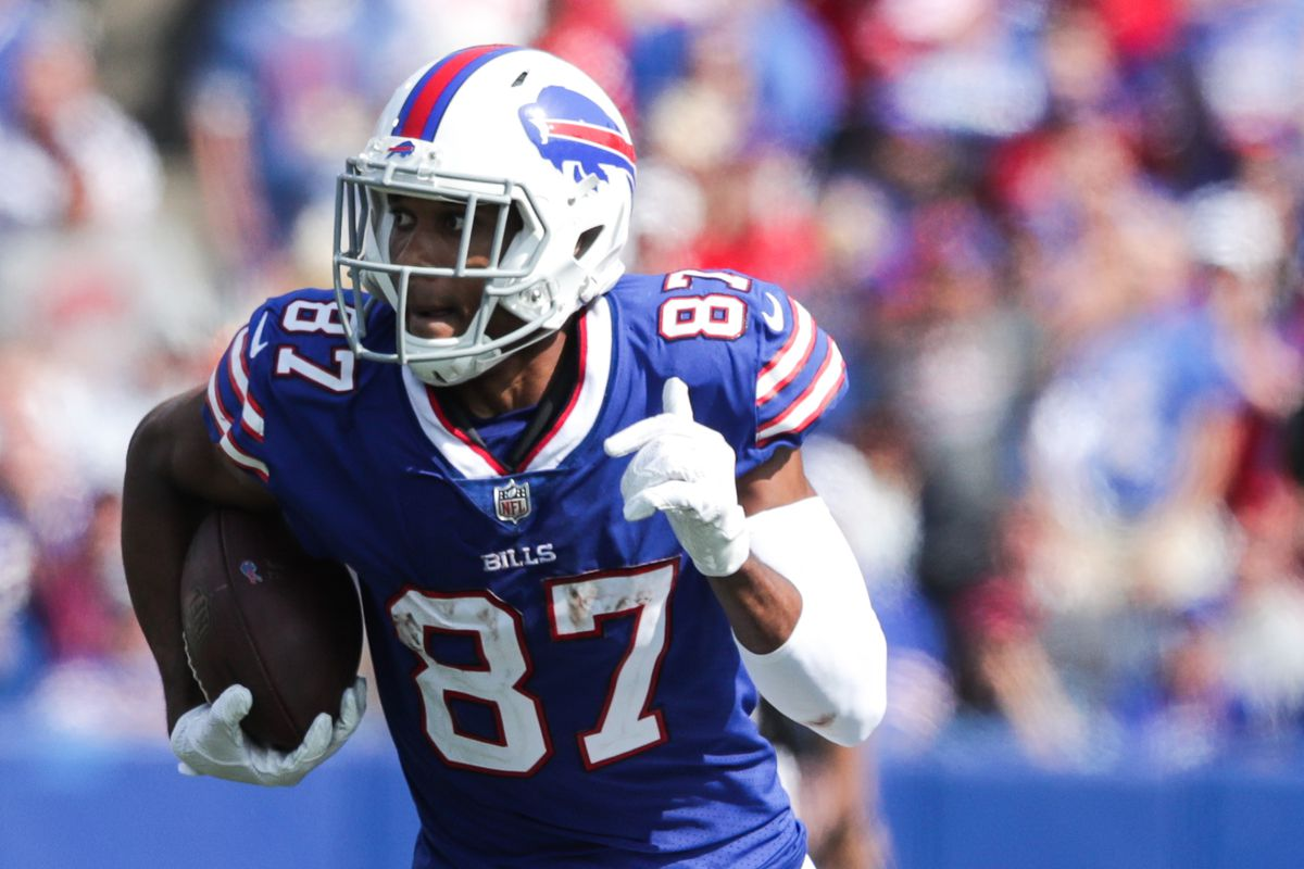 f9bc2b1f7 Jordan Matthews Injury: Bills wide receiver to injured reserve ...