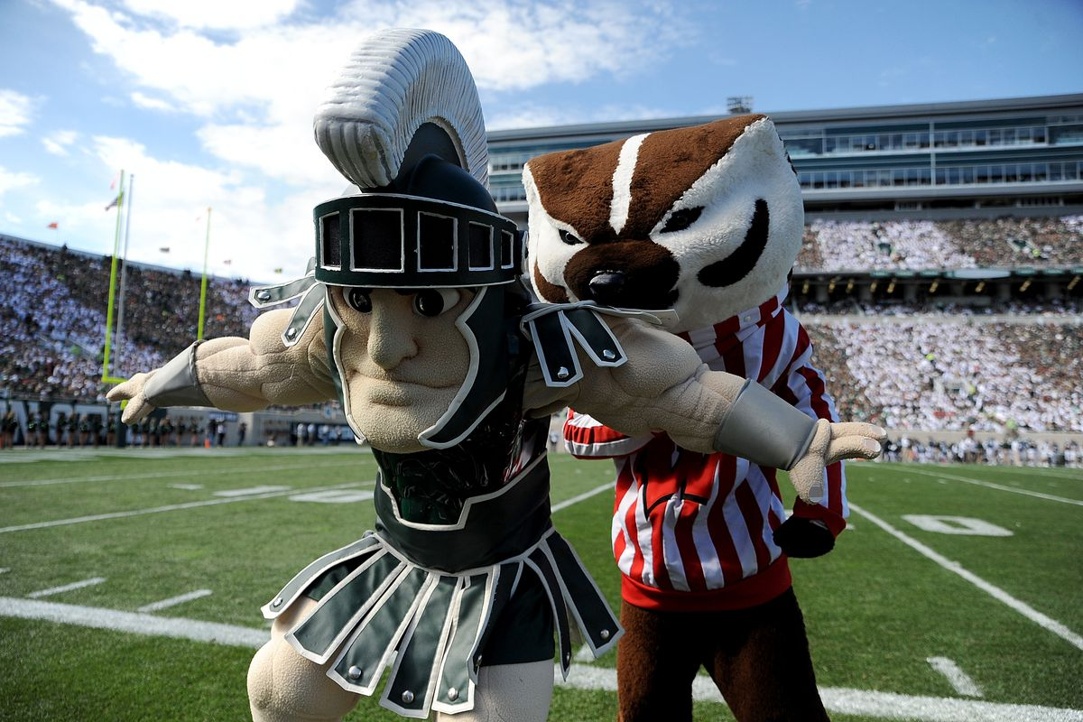 Michigan State exposed by Wisconsin