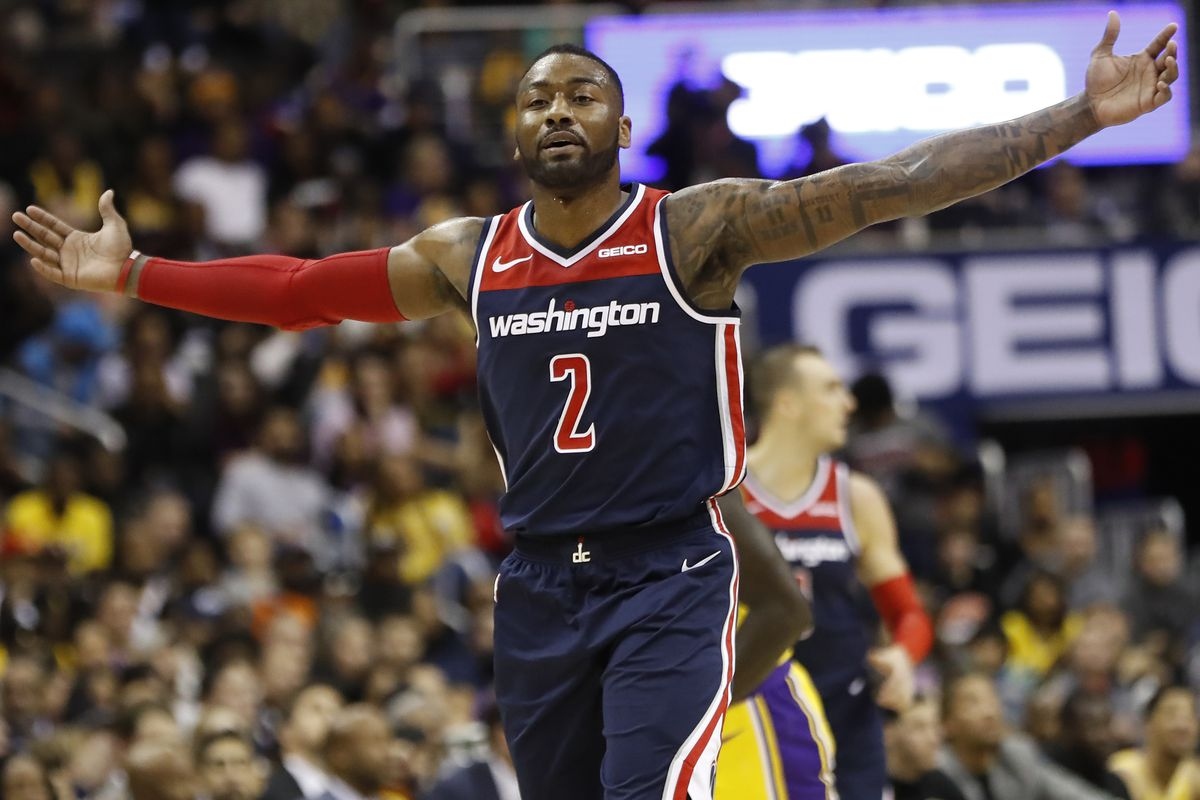 Wizards vs. Lakers Final Score  Washington blows out Los Angeles 128-110  behind a monster 40-point game from John Wall de0e438e3