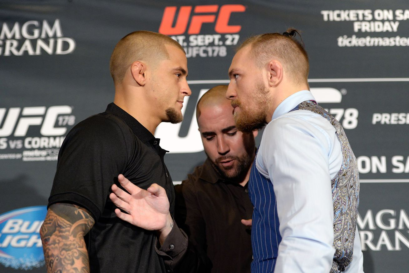 UFC 257: McGregor vs. Poirier 2 could take place at UFC Apex