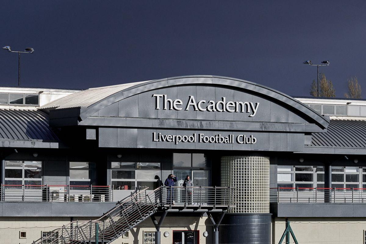 Liverpool v Newcastle United - U18 Premier League