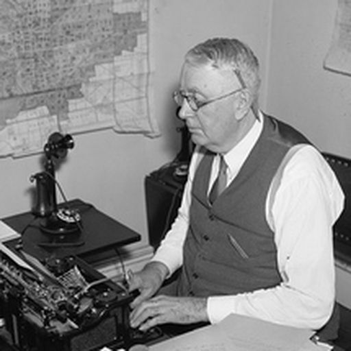 Old Timey Reporter