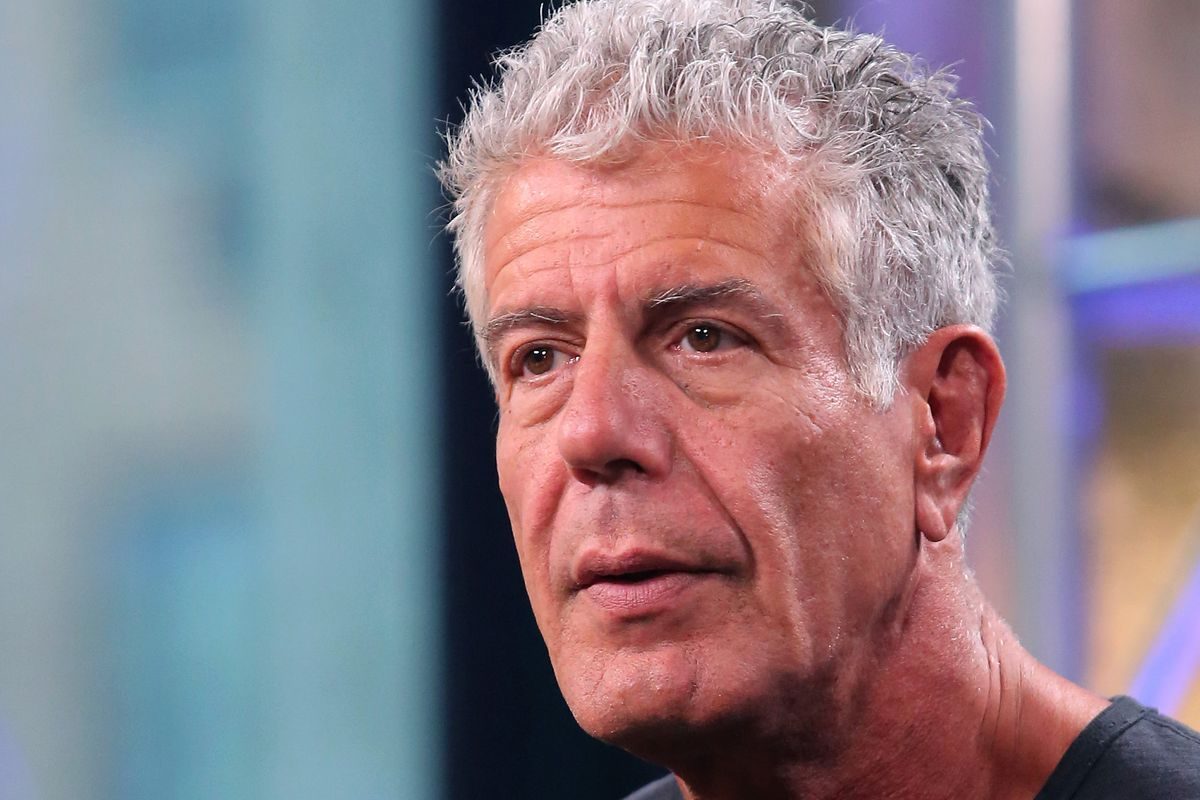 Read Anthony Bourdain\'s Note to Josh Homme\'s Daughter - Eater