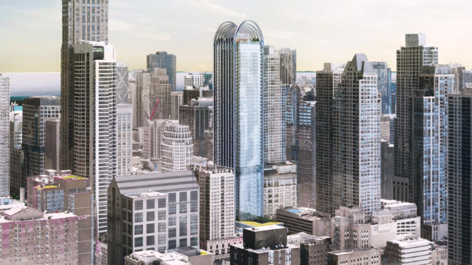 river north s 60 story carillon tower shot down shorter high rise still possible curbed chicago. Black Bedroom Furniture Sets. Home Design Ideas