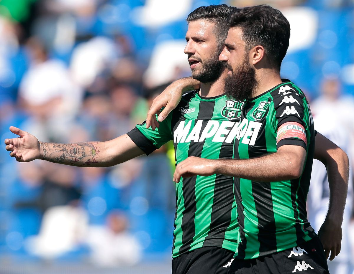 US Sassuolo v Cagliari Calcio - Serie A