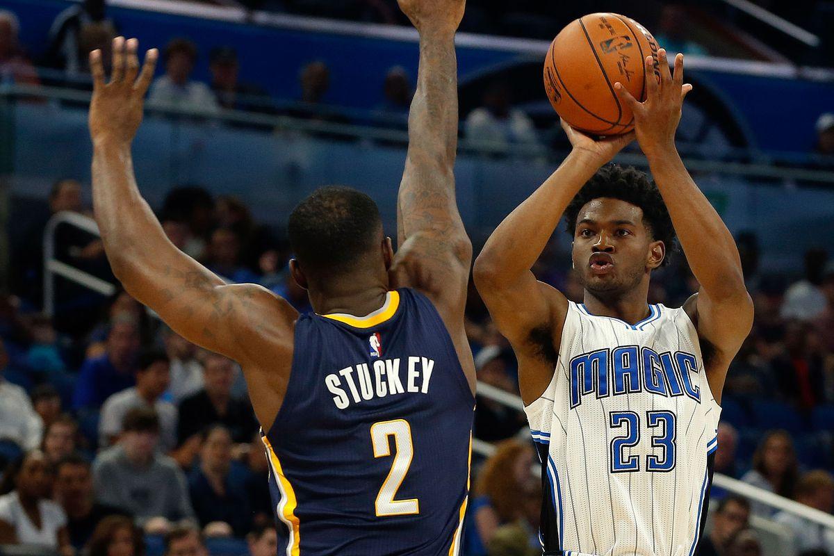 NBA: Preseason-Indiana Pacers at Orlando Magic