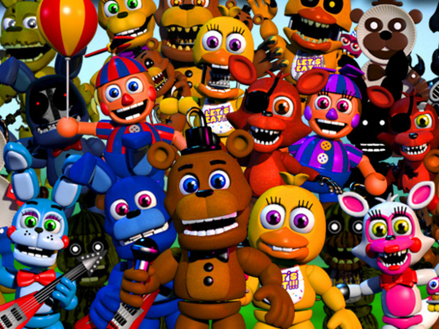 Five Nights At Freddy S World Rpg Is Back For Free After Getting