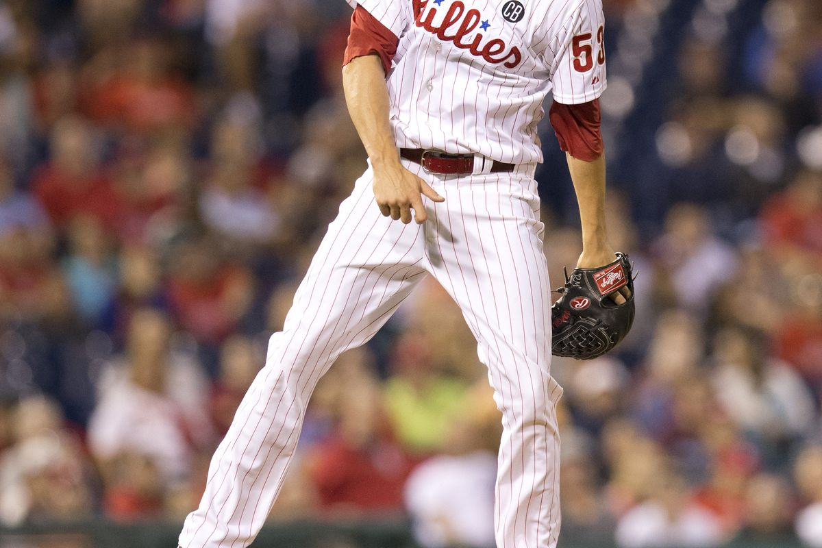 """""""FUCK YEAH I AM AWESOME"""" - Ken Giles, probably."""
