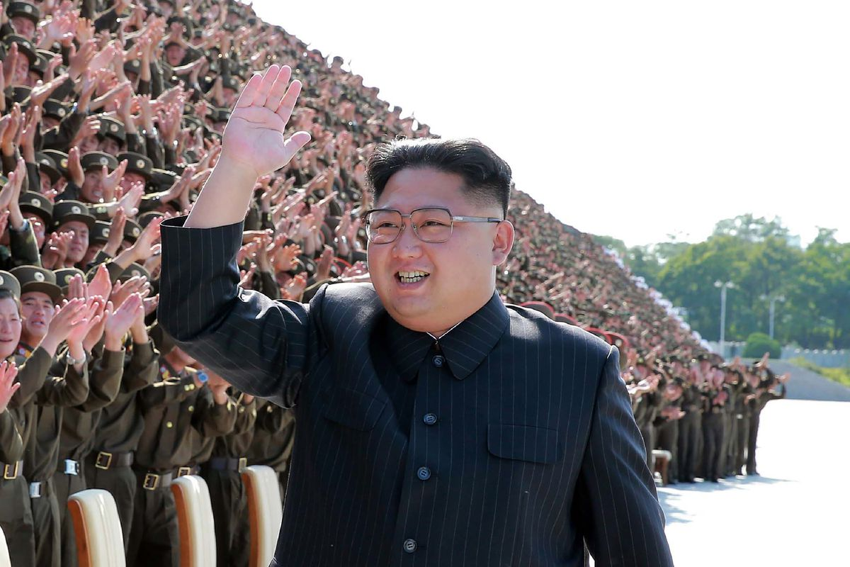 north korea, kim jong un