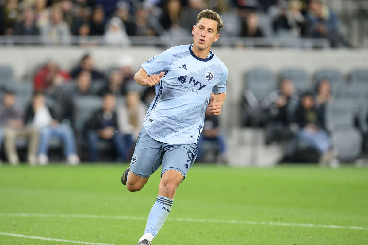 Sporting KC have a Center Forward Problem