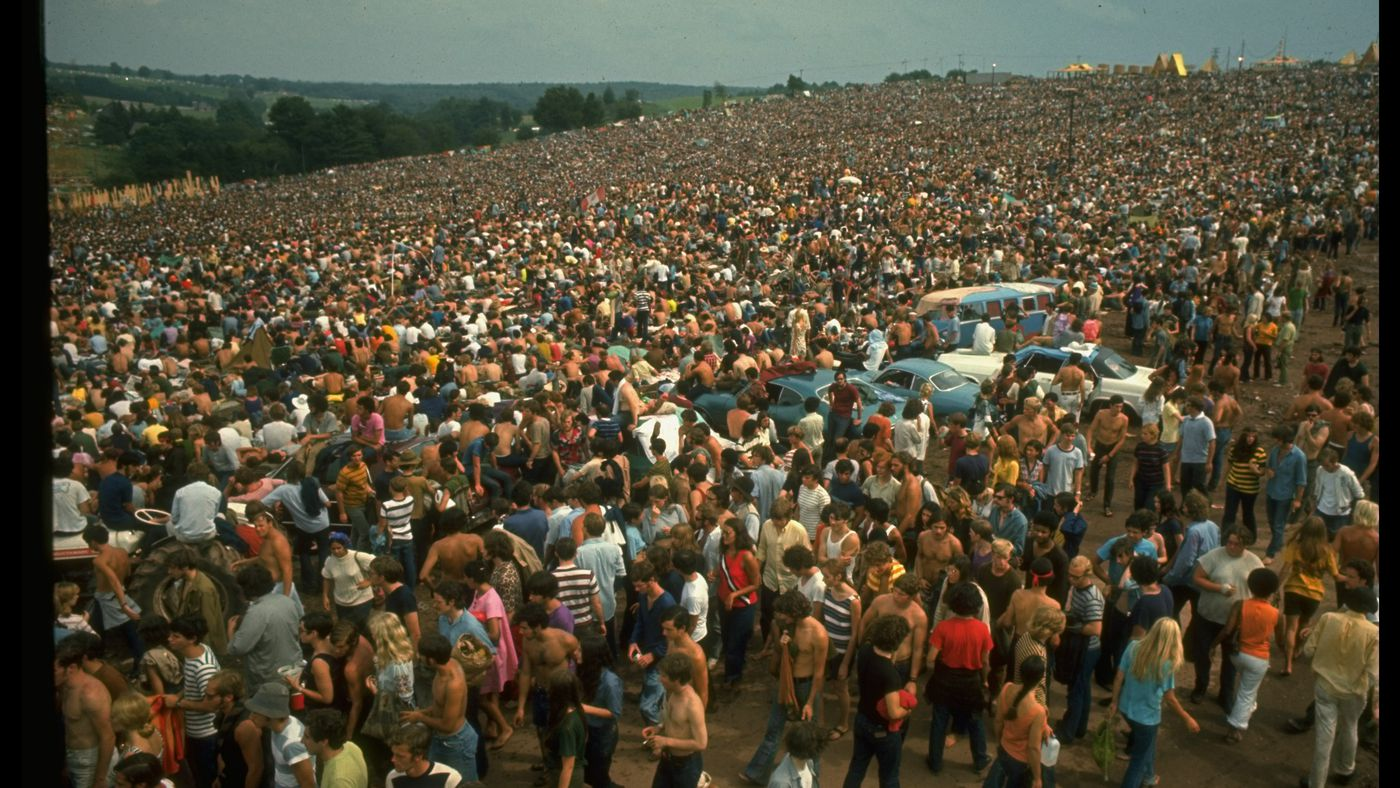 Peace, Love, and Mass Electrocution: The Myth of the Original Woodstock