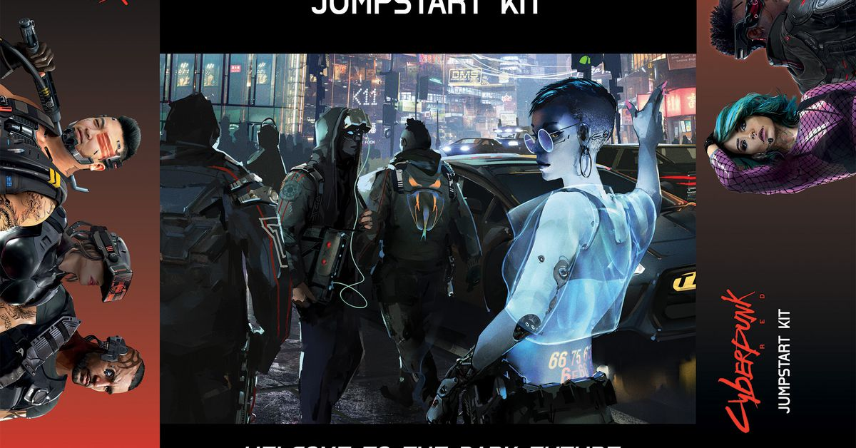 Cyberpunk 2077 Tabletop RPG Out This August Check Out The