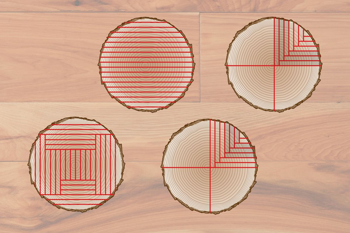 Spring 2021, Norm's Tricks of the Trade, wood flooring