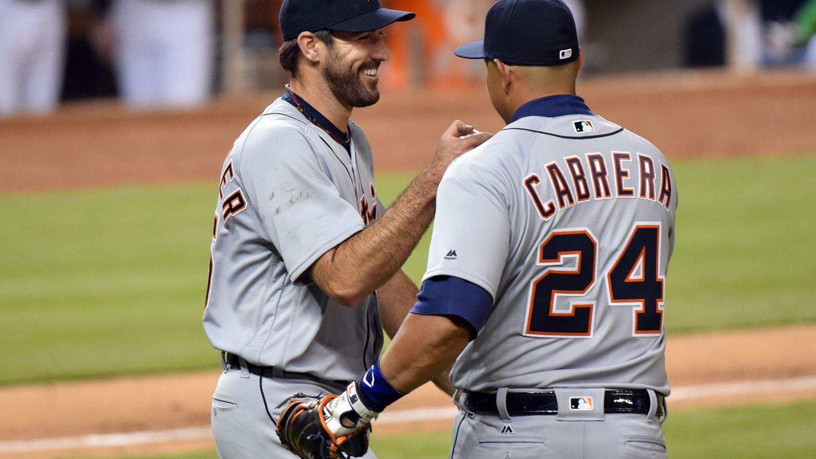 Tigers fielding calls on Cabrera, Verlander