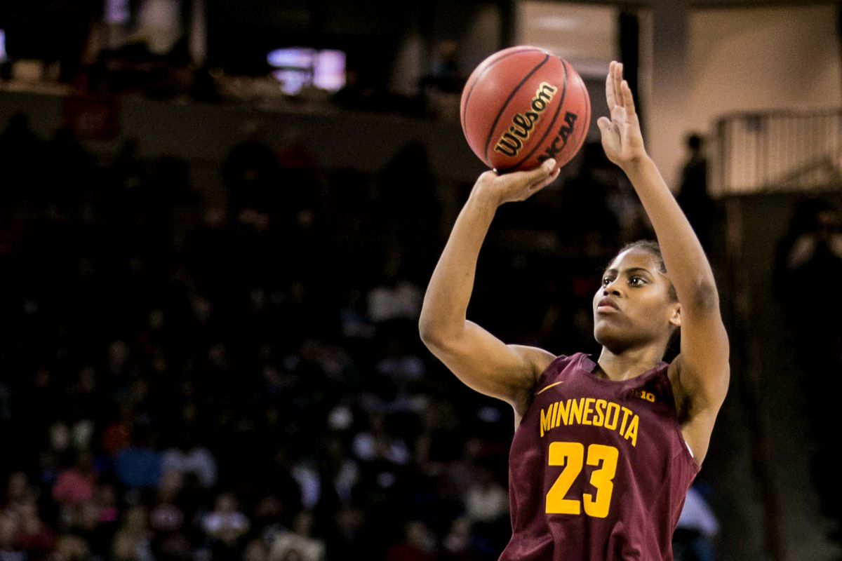 NCAA Womens Basketball: Minnesota at South Carolina