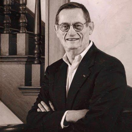 Professor Bernard J. Brommel was the first million-dollar donor to Northeastern Illinois University.   Provided photo