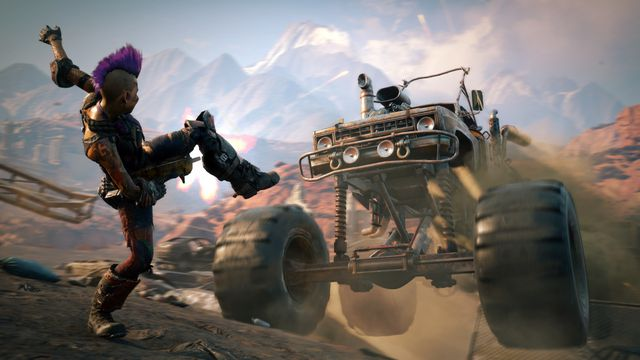Rage 2 is free on PC, which certainly helps one overlook its flaws