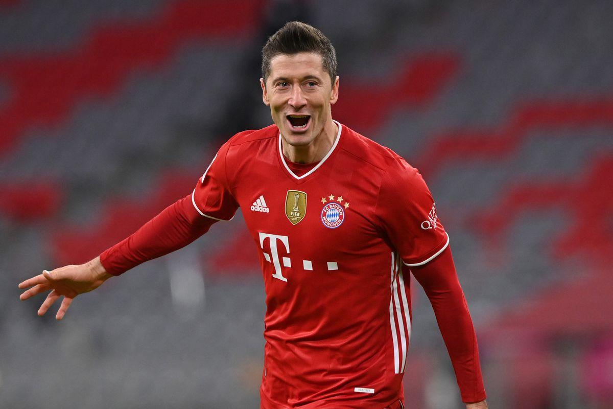 Bayern Munich's Robert Lewandowski feels better now than he did five years  ago - Bavarian Football Works