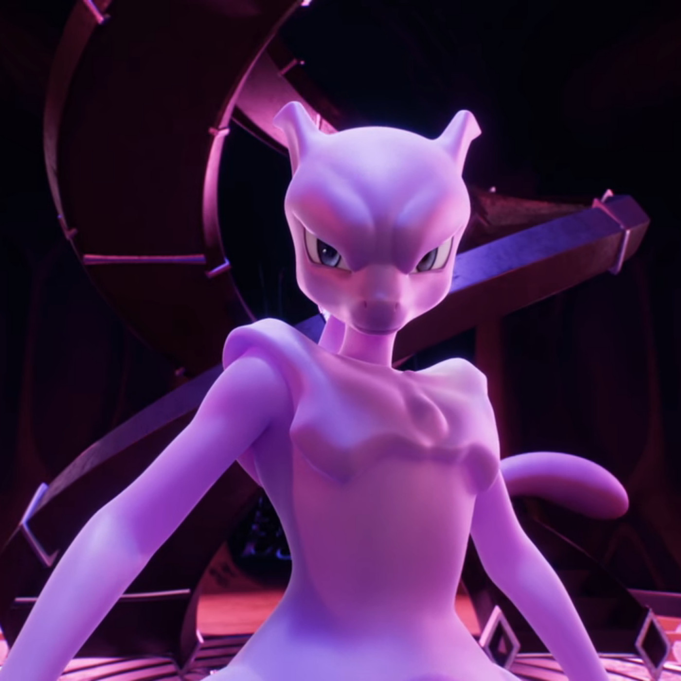 Netflix S Pokemon Remake Mewtwo Strikes Back Evolution Hits Hard