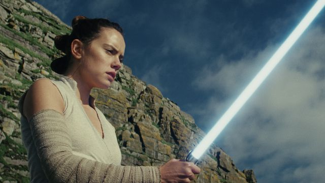 Building lightsabers at Disney's Star Wars land sounds incredible