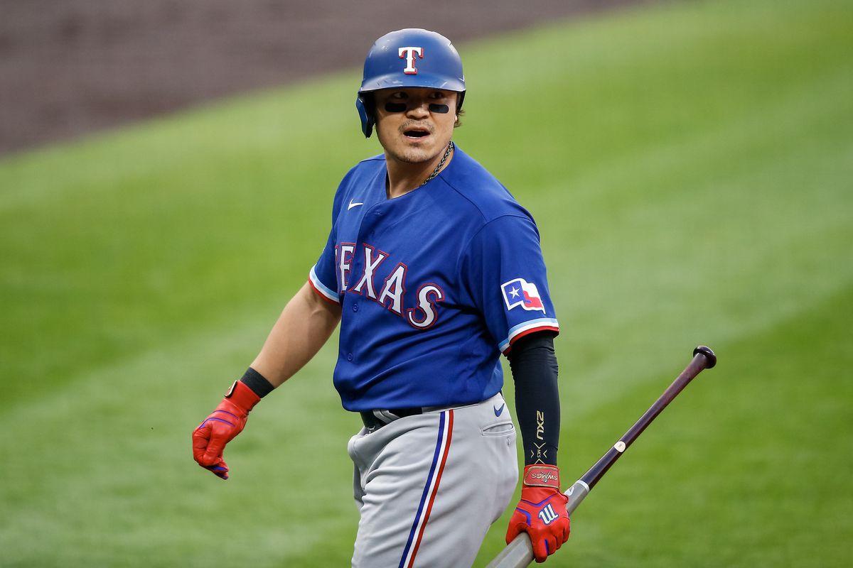 MLB: Texas Rangers at Colorado Rockies