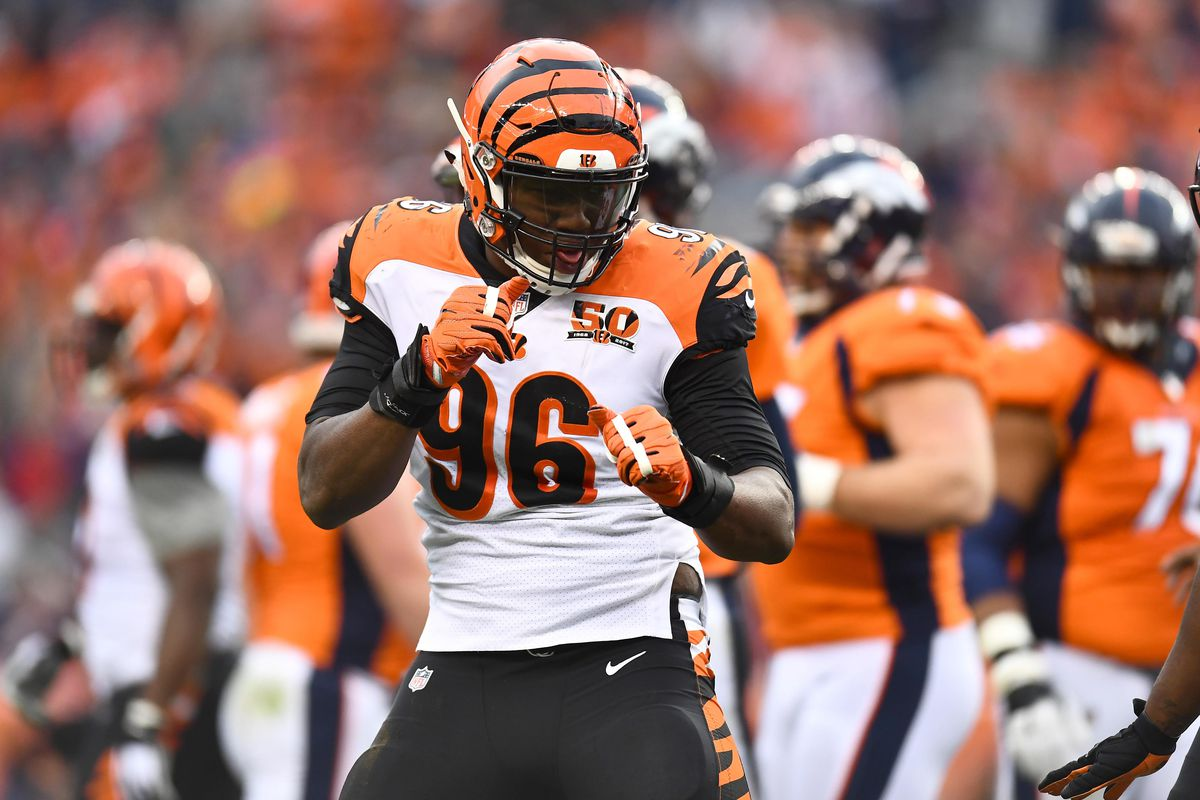 Bengals Worried About Dunlap - Year Contract News Carlos Cincy Jungle Not