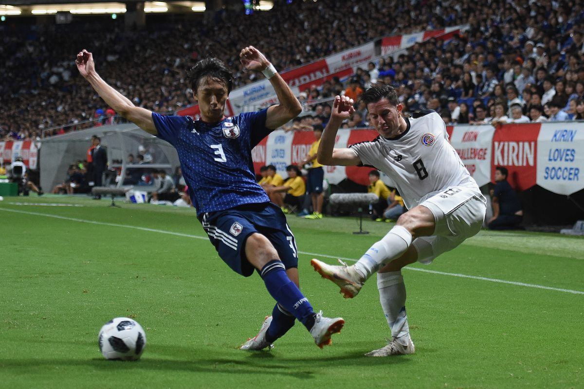 Japan v Costa Rica - International Friendly
