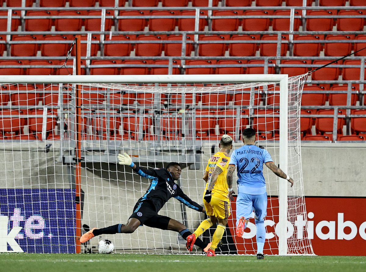 Tigres v New York City FC: Quarterfinals - Leg 1 - 2020 CONCACAF Champions League