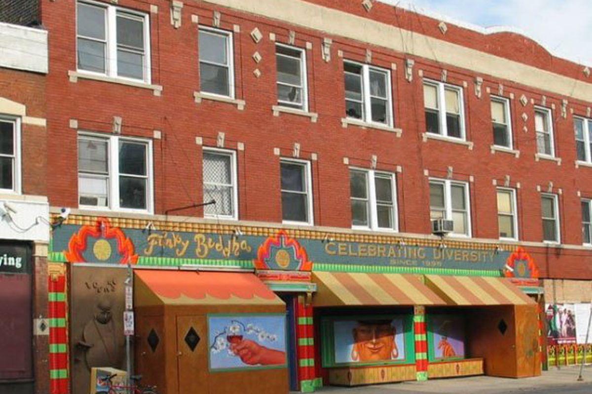 Funky Buddha Lounge