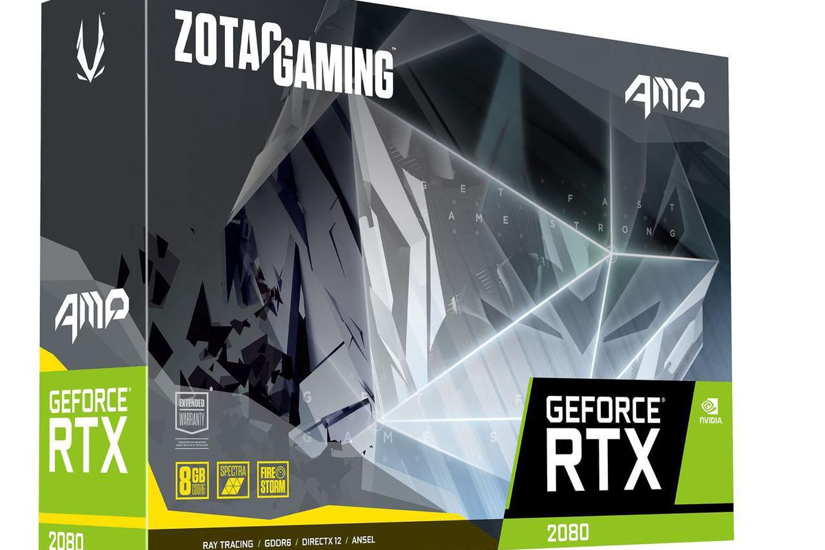 A GeForce RTX 2080 GPU is $150 off with Polygon's exclusive