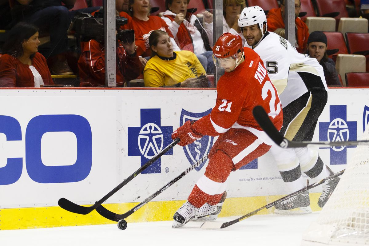 Does your blood boil when you play the Penguins too, Tatar?