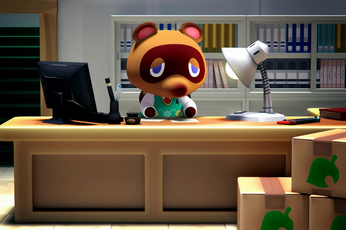 Nintendo says Animal Crossing: New Horizons fans have Tom Nook