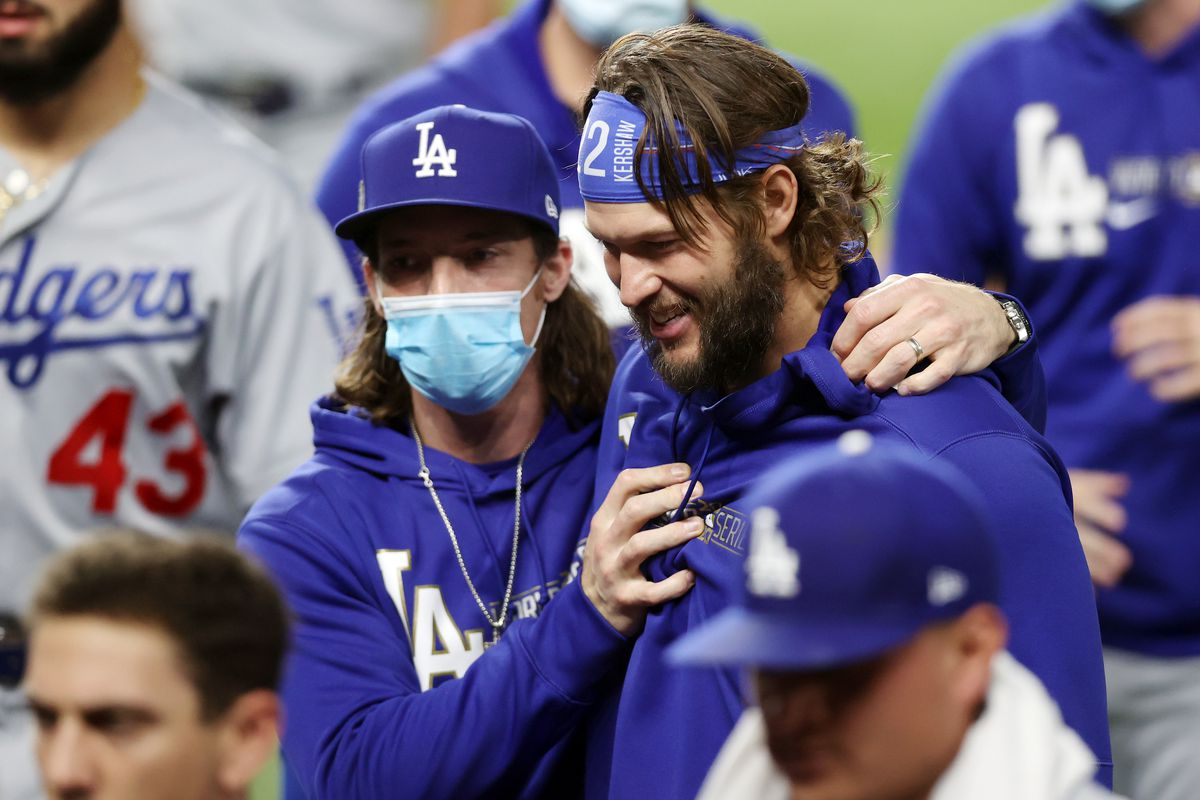 World Series - Los Angeles Dodgers v Tampa Bay Rays - Game Five
