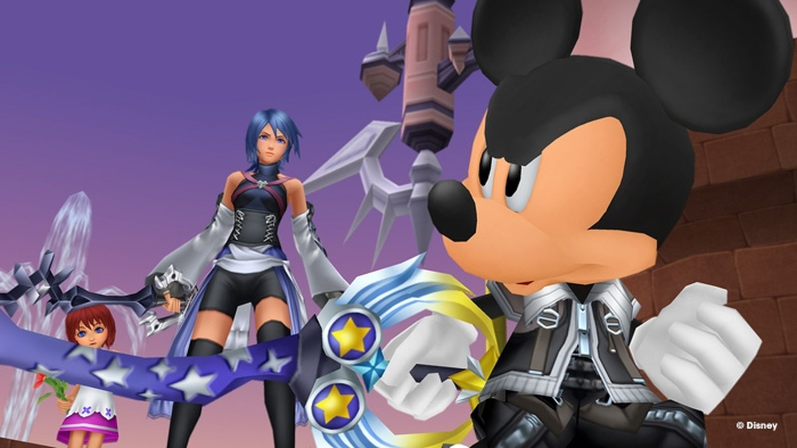 Kingdom Hearts III: The Novel, Vol. 2 Seven New Hearts is